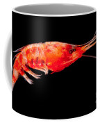 Deep Sea Shrimp Coffee Mug