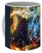 Deep Space Fire And Ice 2 Coffee Mug