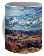 Deep Tones Grand Canyon  Coffee Mug