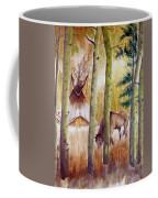 Deep Woods Camp Coffee Mug