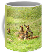 Deer Family Coffee Mug