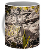 Deer In The Wood Coffee Mug