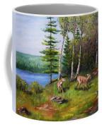 Deer Meadow Coffee Mug
