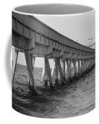 Deerfield Beach Pier Coffee Mug