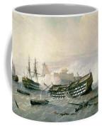 Defence Of The Havana Promontory  Coffee Mug