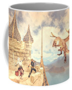 Defending The Castle Coffee Mug