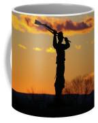Defending The Union Coffee Mug