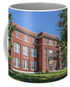 Defiance College Tenzer Hall Coffee Mug