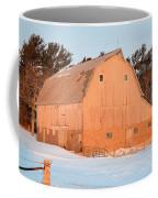 Defunct Winter Coffee Mug