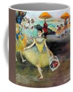 Degas: Dancer, 1878 Coffee Mug