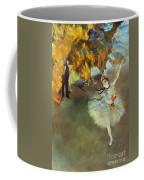 Degas: Star, 1876-77 Coffee Mug
