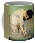 Dejeuner Sur Lherbe Coffee Mug