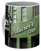 Delacroix Corp., New Orleans, Louisiana Coffee Mug