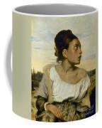 Delacroix: Orphan, 1824 Coffee Mug by Granger