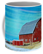Delaware Barn 2 Coffee Mug