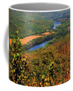 Delaware River From The Appalachian Trail Coffee Mug