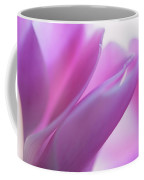 Delicate Beauty Of Cyclamen Flower Coffee Mug