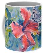 Delicate Butterfly Coffee Mug