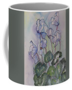 Delicate Cyclamen Coffee Mug