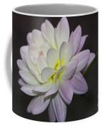 Delicate Dahlia Balance Coffee Mug