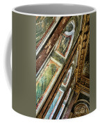 Delicate Details Versailles Chateau Up Close Interior France  Coffee Mug