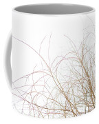 Delicate January Tree Branches Coffee Mug