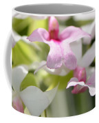 Delicate Orchids By Sharon Cummings Coffee Mug