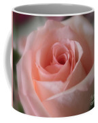 Delicate Pink Rose Coffee Mug