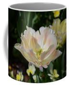 Delicate Pink Tulip 2 Coffee Mug
