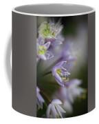 Delicate Purple Flowers Coffee Mug