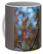 Delicate Signs Of Autumn Coffee Mug