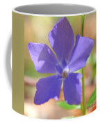 Delicate Touch In Square Coffee Mug