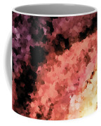 Delicate Warm Rainbow Coffee Mug