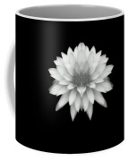 Delicate White Petals Coffee Mug