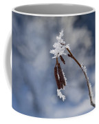 Delicate Winter Coffee Mug