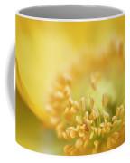 Delicate Yellow Poppy Coffee Mug