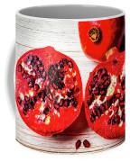 Delicious Pomegranate Coffee Mug
