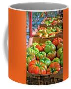 Delicious Tomatoes Coffee Mug