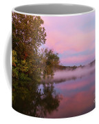Delightfully Pink Morning Coffee Mug