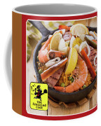 Delivery Menu Coffee Mug