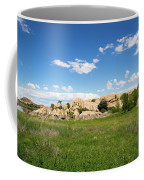 Dells And Lake Coffee Mug
