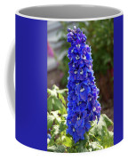 Delphinium-2 Coffee Mug