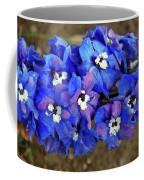 Delphinium Coffee Mug