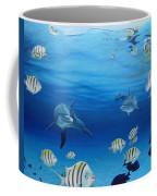 Delphinus Coffee Mug