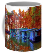 Delta Light And Reflections Coffee Mug