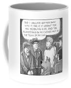 Delusional Criminal Coffee Mug