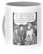 Delusional Criminal Coffee Mug