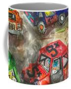 Demo Derby One Coffee Mug by Jame Hayes