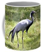 Demoiselle Crane Coffee Mug