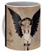 Demon Girl By Mb Coffee Mug
